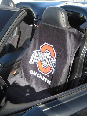 car seat towels cover ncaa seat covers car truck suv seat covers. Black Bedroom Furniture Sets. Home Design Ideas